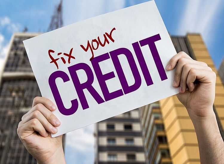 Fix Your Credit by Following These Tips